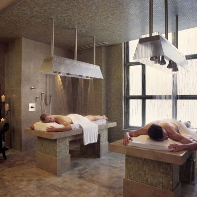 Top 25 Spas in the World (Conde Nast Traveler)